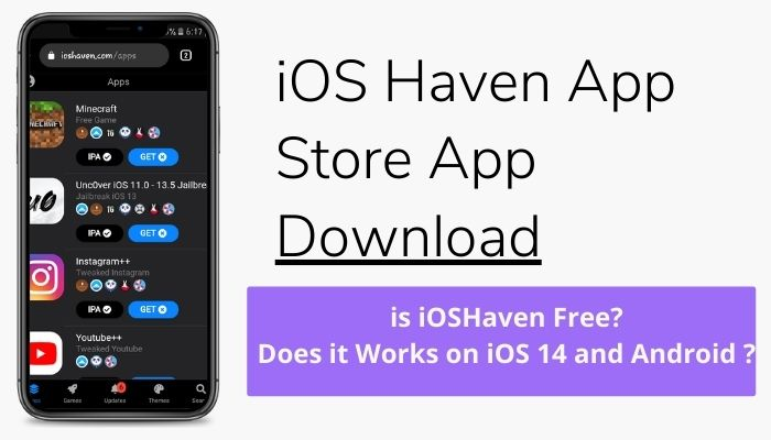 ios haven app free download
